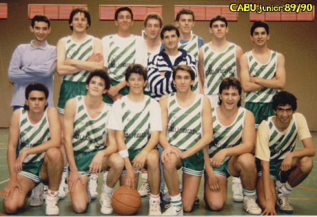 CABU JUNIOR 89/90